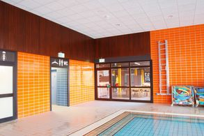 Municipal swimming pool, Bocholt